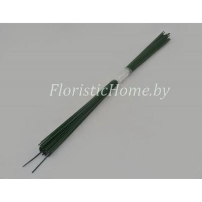 ПРОВОЛОКА герберная 20 шт., d 1,8 мм х L 40 см , , зеленый