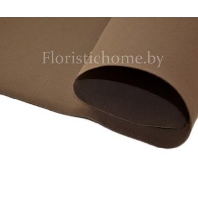 ФОАМИРАН Иранский (№ 021/191) 0,8 - 1мм, L 60 см х h 70 см., темно-коричневый