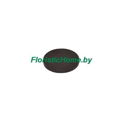 МАГНИТНЫЕ ДИСКИ ферритовые 1 шт., d 1 см x h 3 мм, черный