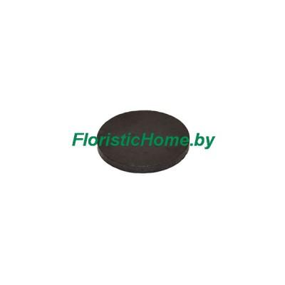 МАГНИТНЫЕ ДИСКИ ферритовые 1 шт., d 1,5 см x h 3 мм, черный
