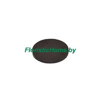 МАГНИТНЫЕ ДИСКИ ферритовые 1 шт., d 2 см x h 3 мм, черный