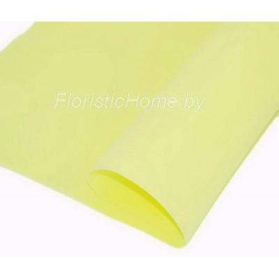 ФОАМИРАН Иранский (№ 004/114) 0,8 - 1мм, L 60 см х h 35 см., лимонный