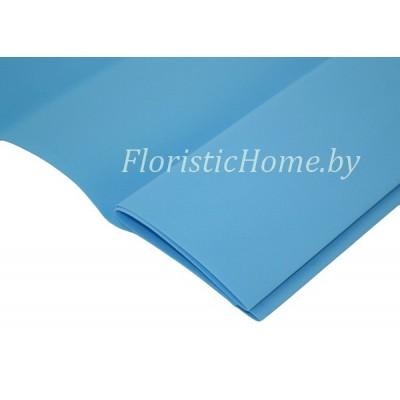 ФОАМИРАН Иранский (№ 017/165) 0,8 - 1мм, L 60 см х h 35 см., голубой