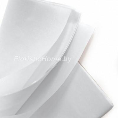 БУМАГА ТИШЬЮ 1 шт., h 50 см х L 75 cм, белый