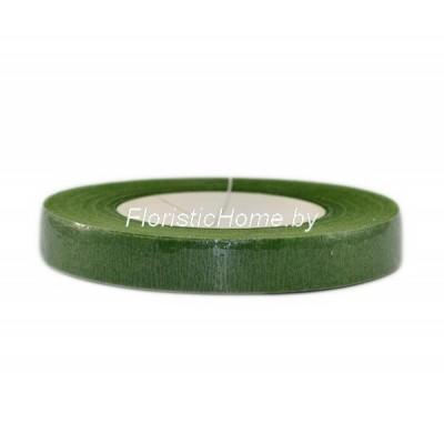 ТЕЙП-ЛЕНТА , ш. 1,3 см х L 27 м, зеленый