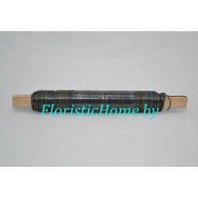 ПРОВОЛОКА на шпульке, d 1,0 мм, 100 гр., черный