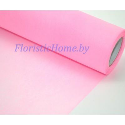 ФЕТР , h 50 см х 1 м, розовый