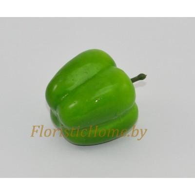 Перец , d 4,5 см, зеленый