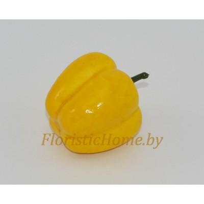 Перец , d 4,5 см, желтый
