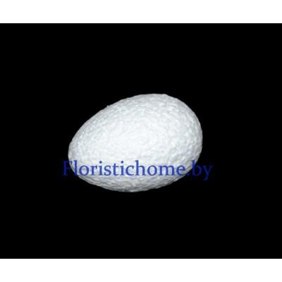 ПЕНОПЛАСТОВОЕ ЯЙЦО d 3,5 см х L 5 см, белый