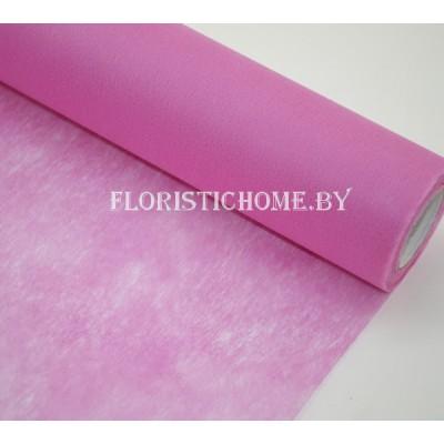 ФЕТР , h 50 см х 1 м, лавандово-розовый