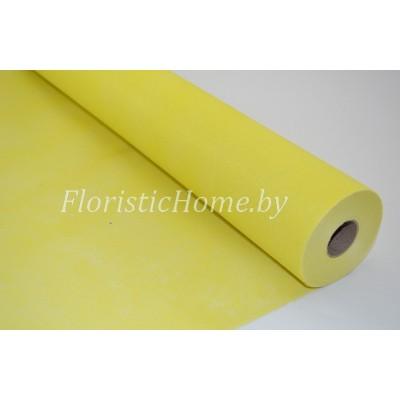 ФЕТР , h 50 см х 1 м, бледно-желтый