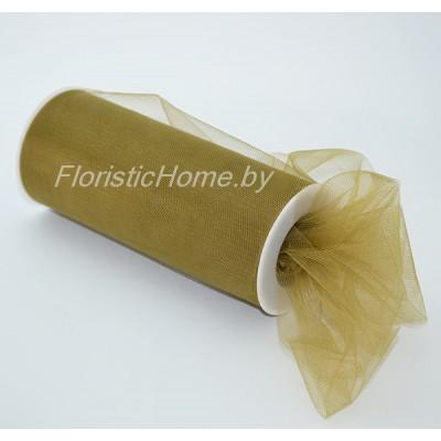 ФАТИН ср.жесткости, h 15 см х 1 м, оливково-горчичный