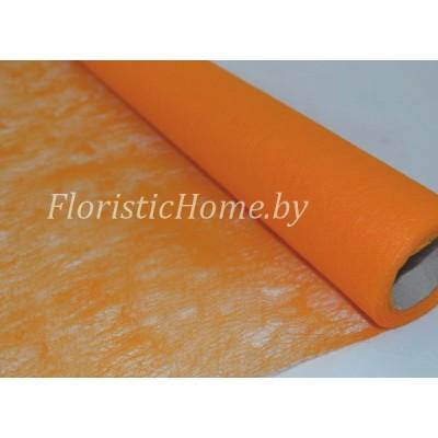 ФЛИЗЕЛИН , h 50 см х 9 м, оранжевый