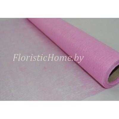 ФЛИЗЕЛИН , h 50 см х 9 м, розовый